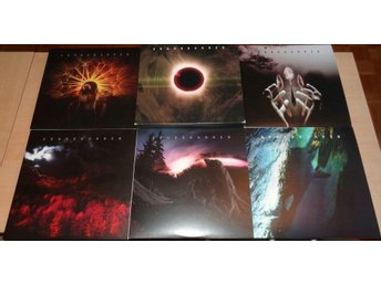 Soundgarden - Superunknown The Singles 5x Vinyl Box NY