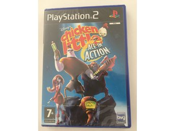 Disneys Chicken Little: Ace in Action - Playstation 2