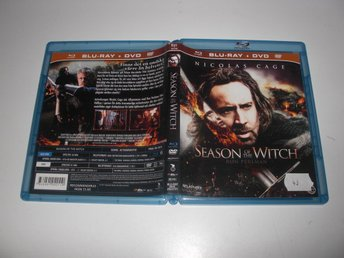 Season of the witch  - Blu-ray & DVD
