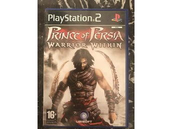 prince of persia warrior within  Play station 2 ps2 spel