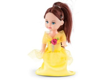 Leksaker Docka Sally Fairytale Princess - Gul - Uddevalla - Leksaker Docka Sally Fairytale Princess - Gul - Uddevalla