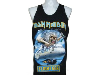 TANK TOP: IRON MAIDEN  (Size L)