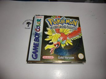 Pokemon Gold  SCN