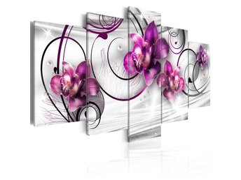Tavla - Orchids and Pearls 100x50