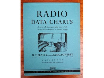 RADIO DATA CHARTS essential data required in receiver design 1949