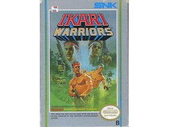 Ikari Warriors - NES - Komplett