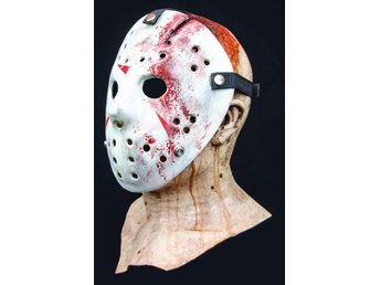 Cool Jason vs Freddy The 13th Prop Horror Hockey Costume Cosplay Mask Prop