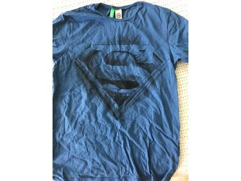 Superman t-shirt Benetton stl 140