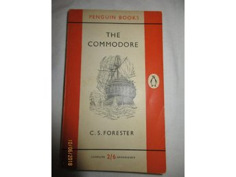 CS Forester: The Commodore 1956