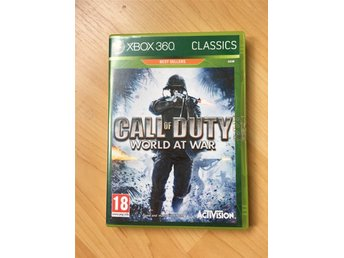 Call of Duty: World of war (Xbox 360)