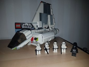 Lego Star Wars 7659-1 Imperial Landing Craft
