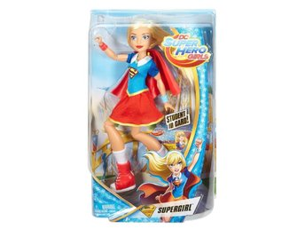 DC Super Hero Girls Super Girl Barbie Docka