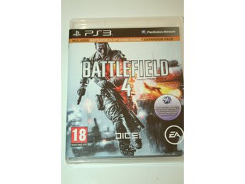 Battlefield 4 - inklusive Expansion Pack: China Rising (PS3 - Playstation 3)