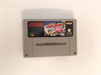 Kirbys Dream Course - Super Nintendo SNES - PAL (Kirby)