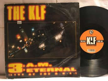 KLF - 3:AM ETERNAL - MAXI