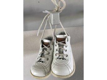 54e89faab5a SÅ FINA Rosa Baby bebis barn skor bebisskor lär.. (355392343) ᐈ Köp ...