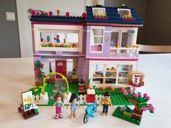 Vellidte Lego Friends Stephanies Hus 41314 (360791013) ᐈ Köp på Tradera KG-84