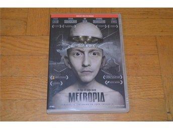 Metropia ( Stellan Skarsgård Alexander Skarsgård ) DVD - Töre - Metropia ( Stellan Skarsgård Alexander Skarsgård ) DVD - Töre
