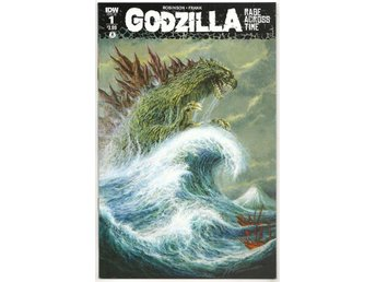 Godzilla: Rage Across Time # 1 NM Ny Import