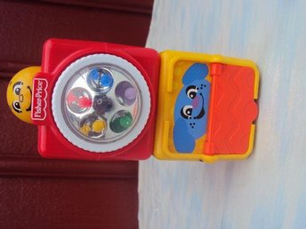 Fisher Price klossar 2 st.