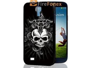Galaxy S4(i9500)/ Skull /3D mobilskal/mobilskydd - Solna - Galaxy S4(i9500)/ Skull /3D mobilskal/mobilskydd - Solna