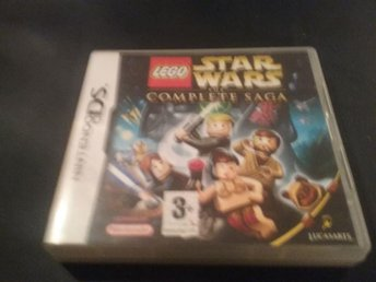 Lego star wars , nintendo ds