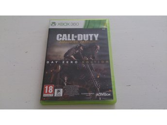 - Call of Duty Advanced Warfare XBOX360 -