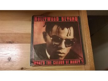 Hollywood Beyond - What's The Colour Of Money ?, EP