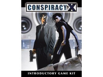 Conspiracy X 2.0 - Introductory Game Kit