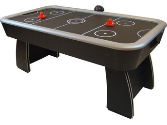 Gamesson Airhockeybord Spectrum Black