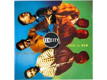 Ten City-That Was Then, This Is Now (1994) CD, Columbia, OOP, New, Classic House