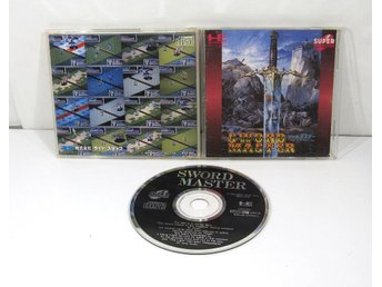 Sword Master till Pc engine Super CD-ROM2