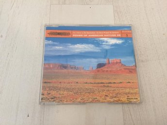 DANCE 2 TRANCE - POWER OF AMERICA NATIVES 98. (CD)