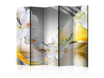 Rumsavdelare - Yellow Journey II Room Dividers 225x172