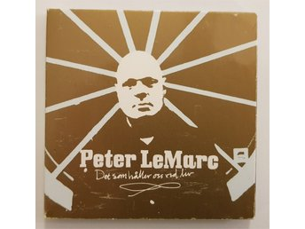 "3"" CD singel limited edition Peter Le Marc"