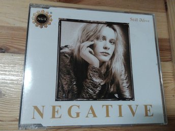 Negative - Still Alive, CD