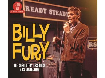 Fury Billy: Absolutely essential 1959-62 (Rem) (3 CD)