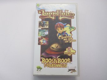 Loophole Boogiboos förbannelse - VHS