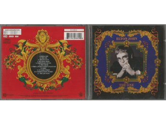 Elton John - The One - CD - 1992