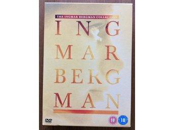 Javascript är inaktiverat. - Uppsala - The Ingmar Bergman Collection (4-Disc) En Passion / The Passion of Anna (1969) 1 tim 36 min Ormens Ägg / The Serpent's Egg (1977) 1 tim 54 min Vargtimmen / Hour of the Wolf (1968) 1 tim 24 min Skammen / Shame (1968) 1 tim 39 min Brittisk utg