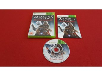 ASSASSINS CREED REVELATIONS till Xbox 360