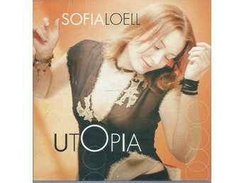 SOFIA LOELL - UTOPIA ( CD SINGLE )