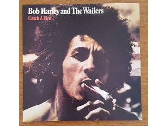 Bob Marley and the Wailers LP Catch a fire