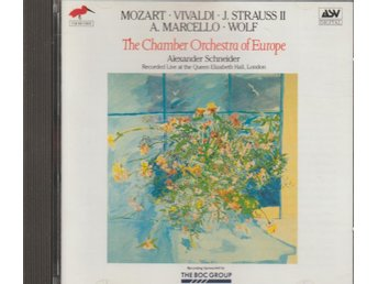 The Chamber Orchestra of Europe: Mozart, Vivaldi, Strauss, Marcello, Wolf