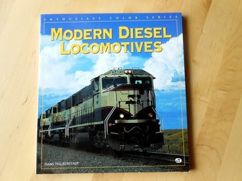 Modern Diesel Locomotives - Enthusiast color series