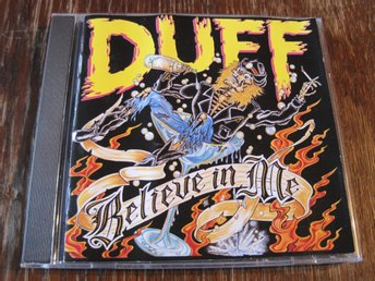 DUFF MCKAGAN - BELIEVE IN ME, CD