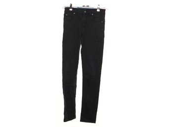 Cheap Monday, Jeans, Strl: 27/32, Svart