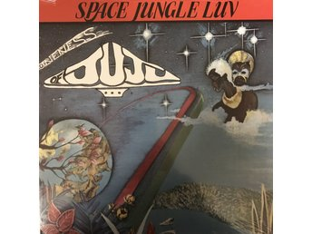 ONENESS OF JUJU - SPACE JUNGLE LUV NY LP