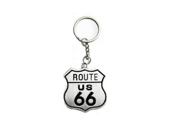 Route US 66 Nyckelring.