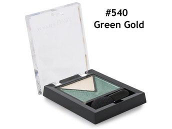 GREEN GOLD Maybelline COLOR EXPLOSION DUO Ögonskuggor